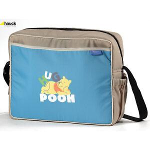 New Hauck Disney Winnie the pooh wonder Baby changing change bag+changing mat