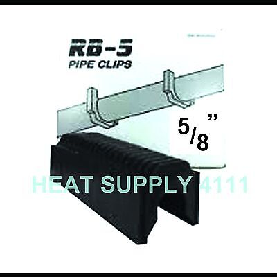 100 12 Pexcoppercpvc Flush Mount Clips For Peter Mangone Rb-5 Rb-6 F5od