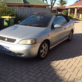 2003 Astra Holden convertible, excellent condition.