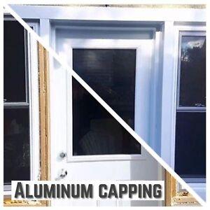 Aluminium capping