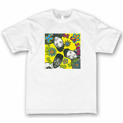 De La Soul 3 Feet High And Rising T-Shirt-