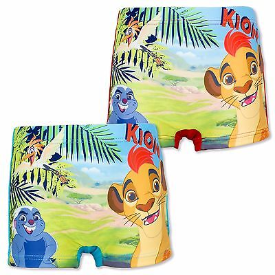 Der Löwe Wächter Disney Junior Schwimmen Boxershorts Unterhose Shorts 2-8yrs
