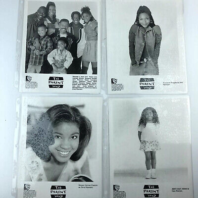 THE PARENT 'HOOD 1996 Season Press Photos Cast Robert Townsend Suzzanne Douglas