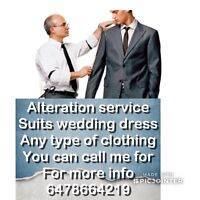 Alteration Job Can be Done Rush