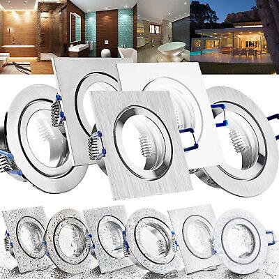 LED Bad Feuchtraumleuchte Einbaustrahler Einbauspot Badezimmer Dusche MARE IP44 ()