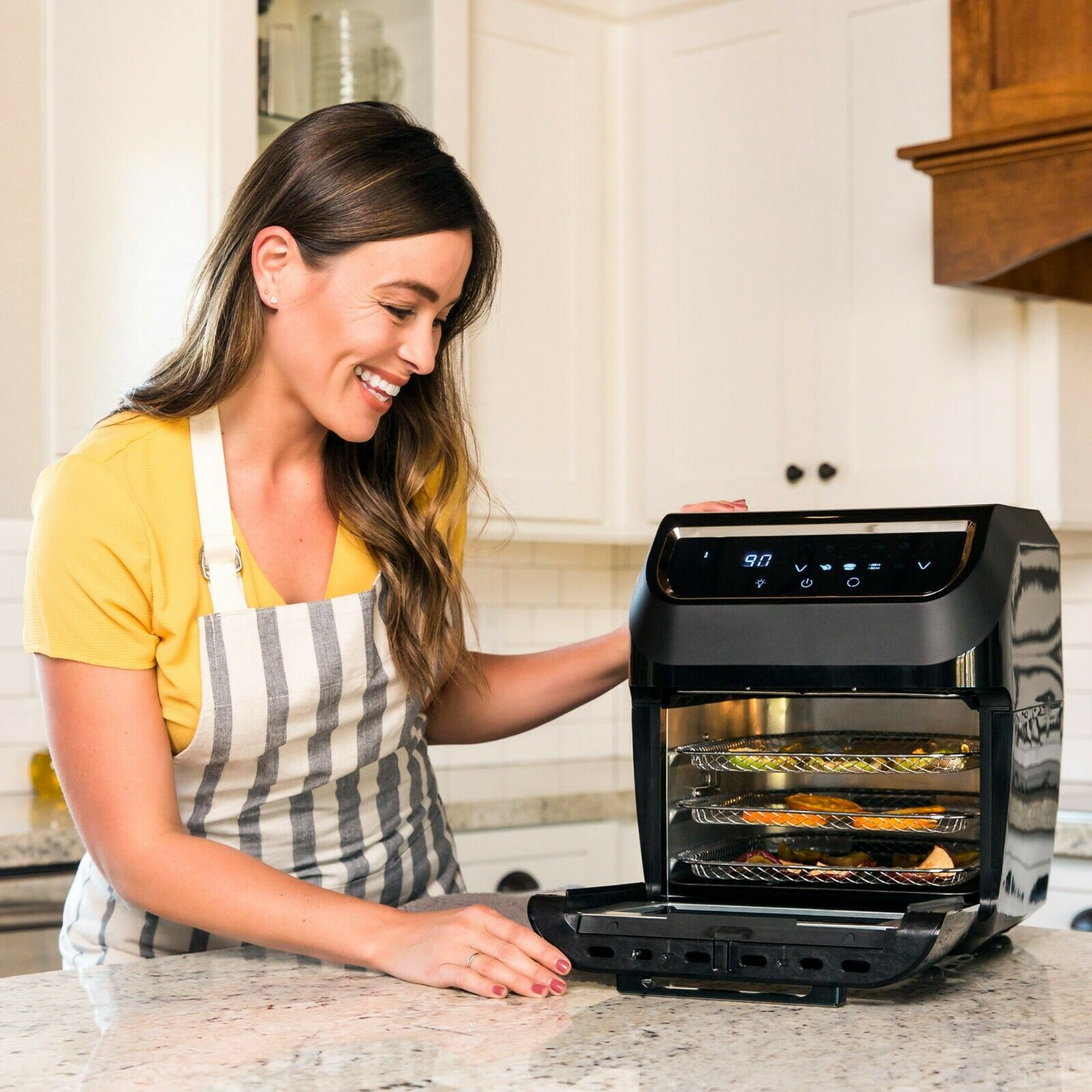 11.6 Quart 1700W 8-in-1 Electric XL Air Fryer Oven