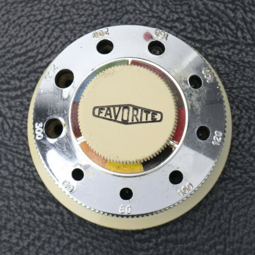 "Vintage ""Favorite"" Swiss Watchmaker"