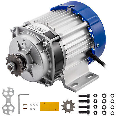 60v Dc Motor Gear Brushless Electric Motor 500w Bldc Scooter Permanent Magnet
