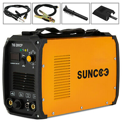 200a Tig Welder Mmastickarc Welding Machine Inverter Dc Hf Dual Voltage Wmask
