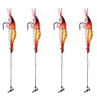 3 PKS  SZ 4//0 SNELLED NICKEL WIDE GAP 18 FLUKE FLOUNDER FISH HOOKS FISHING HOOK