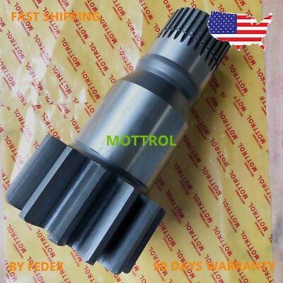 At215845 Shaft Protslewing Pinion Fits John Deere 120 110swing Reduction
