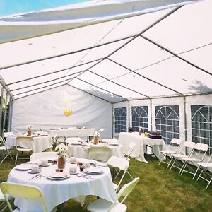 Rent a tent tables chairs and more for your wedding event