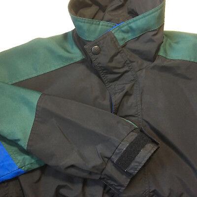 Columbia Shell Jacket Mens S Rain Windbreaker Coat Fishing Outdoors Rock Point