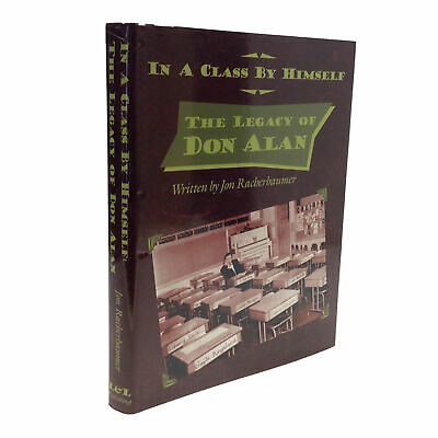 2000 1st Edition In a Class By Himself The Legacy of DON ALAN Racherbaumer MAGIC