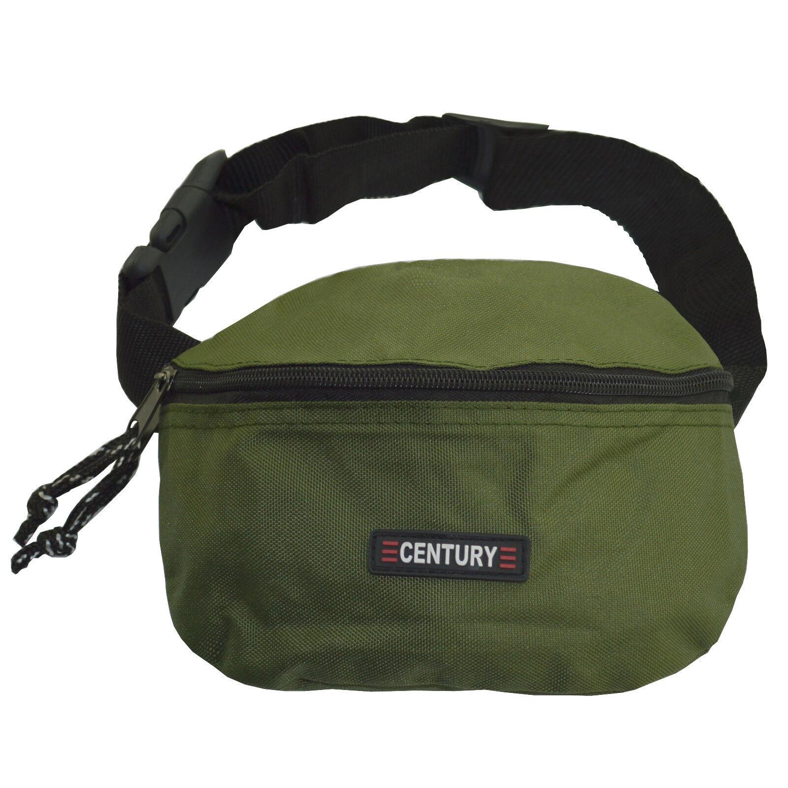 2 Fächer Kinderbauchtasche Gürteltasche Bauchtasche Hüfttasche grün BW 55-70