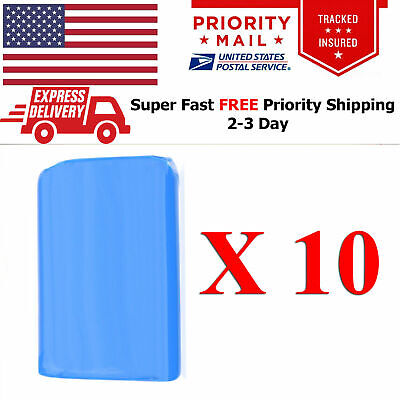 10 x Detailing Auto Car Clean Wash Cleaner Clay Bar Sludge Mud...