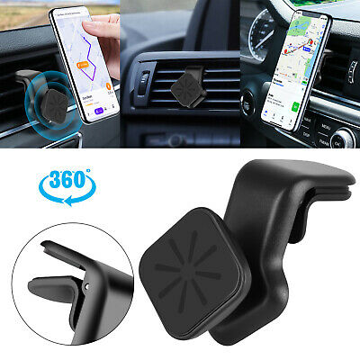 360°Car Air Vent Magnetic Mount Holder Stand Cradle for Cel