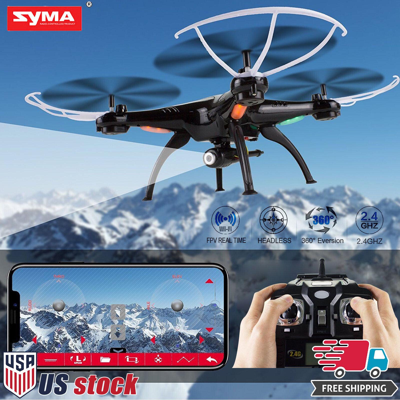 Syma X5SW-V3 2.4G RC Quadcopte...