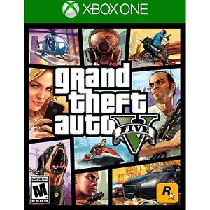 LOOKING FOR: GTA 5, Xbox One