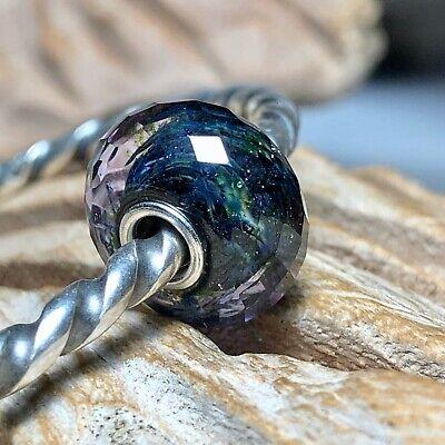 Authentic Trollbeads Silver Honey Dawn Trollbead  61402  TGLBE-10076