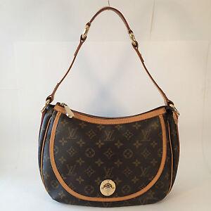 AUTHENTIC-LOUIS-VUITTON-Tulum-PM-Monogram-Shoulder-Bag