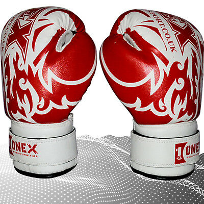 Baby Gift  6oz Kids Boxing Gloves MMA Sparring Mit Junior Children Punches