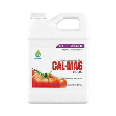Botanicare Cal-Mag Plus, A Calcium, Magnesium, And Iron Plant Supplement, 1 Qt