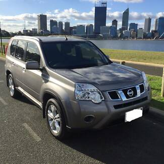 2012 Nissan X-trail Wagon plus never used roof rack in a box Wilson Canning Area Preview