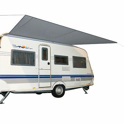 Wohnwagenmarkise Sonnensegel Vordach Vorzelt Fenstermarkise Regenplane 220x240