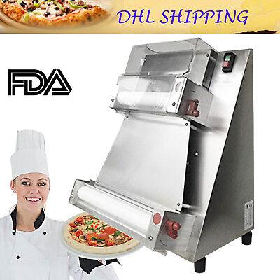 Automatic Pizza Dough Roller Sheeter Machine Pizza Making Machine Dhl Ship