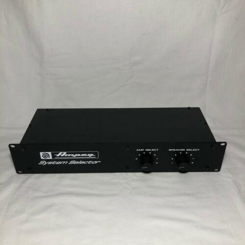 Ampeg AMP-SB System Selector