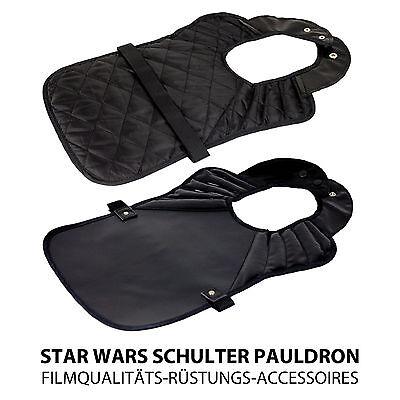 Star Wars Stormtrooper Schulter Pauldron 1:1 Prop 501st Kostüm Fasching (501st Kostüm)