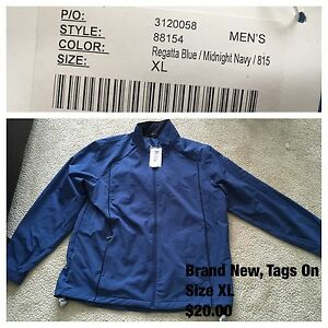 Men's Jacket Size XL - Never Worn