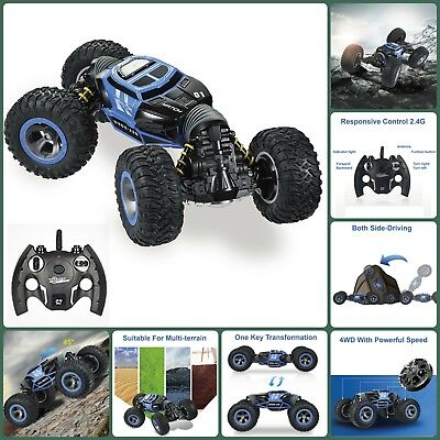 Off Road High Speed Monster Truck Remote Control Racing Car For Kids And Adults