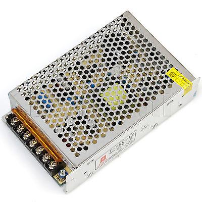 Regulated Switching Power Supply 100w Watt Dc 12v Volt 8.5a Amp A-grade