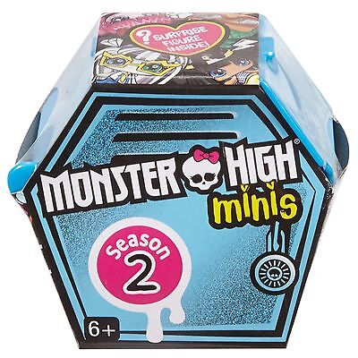 New Monster High Minis Season 2 Blind Bag Locker Surprise Figure Inside In Hand! - Monster High Baby Games