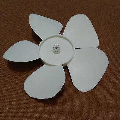 6-58 Inch Diameter Plastic Fan Bladepropeller. 732 Inch Bore. Cw Rotation.