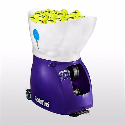 SpinFire Pro 2 Tennis Ball Machine (Optional Accessories) [Net World Sports] ()