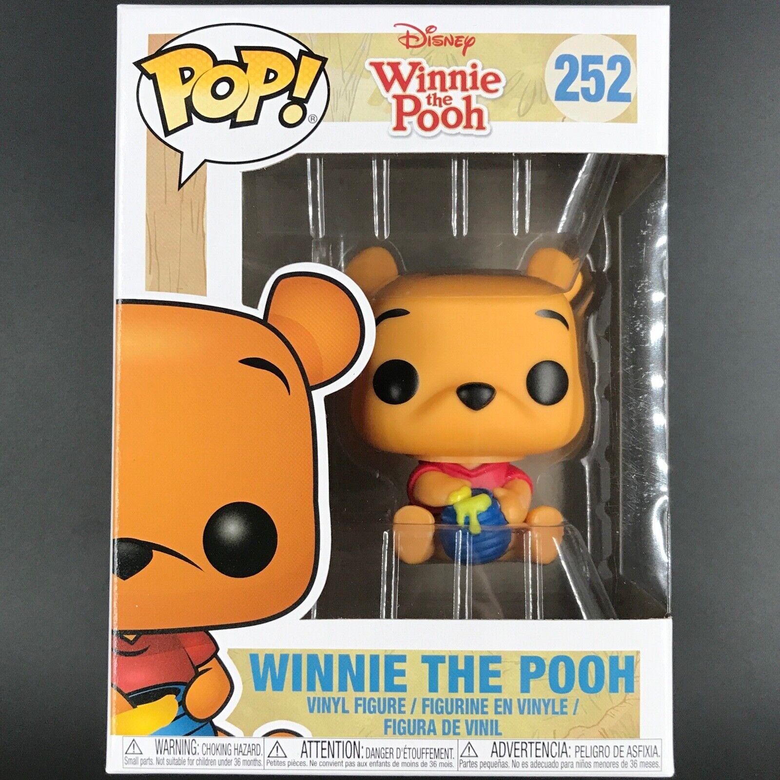 Funko Pop! DISNEY: Winnie The Pooh #252