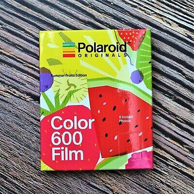 *SALE* Polaroid Originals Color Film for 600 Summer Fruits (LIMITED) (Polaroid For Sale)