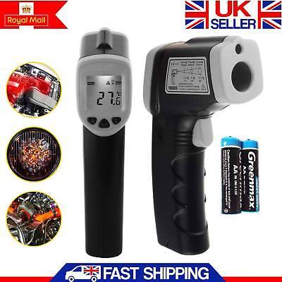 Handheld Digital Laser Thermometer Temperature Gun Infrared Accurate Targeting