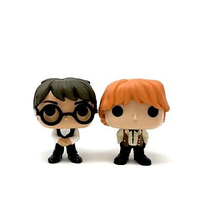 Funko Harry Potter Advent Calendar 2019 Yule Ball HP & Ron Weasley No Robes