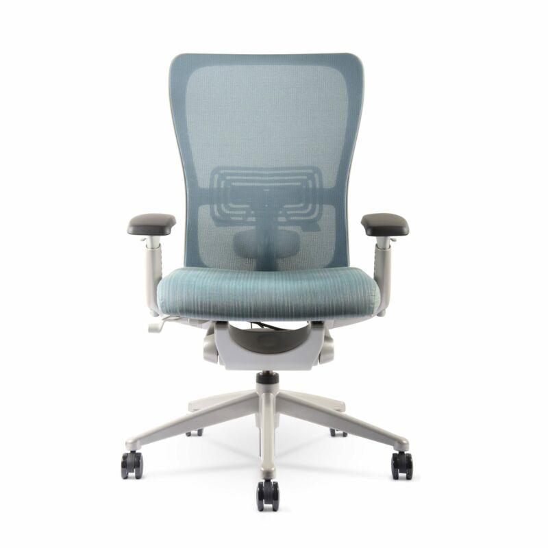 Haworth Zody Chair (Renewed) | Blue