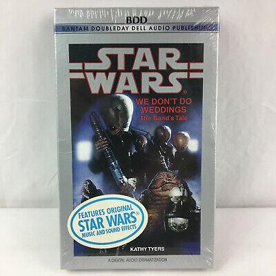 Star Wars 1995A Digital Audio Drama Nosotros Don'T Do Bodas La Banda...