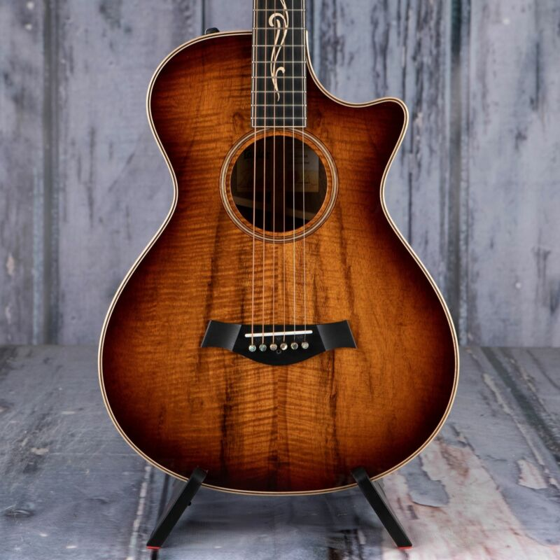 Used Taylor K22ce Acoustic/Electric, Shaded Edgeburst