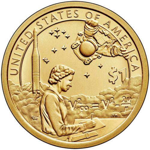 2019 Sacagawea Native American Golden Dollar P&D Set - AVAILABLE NOW