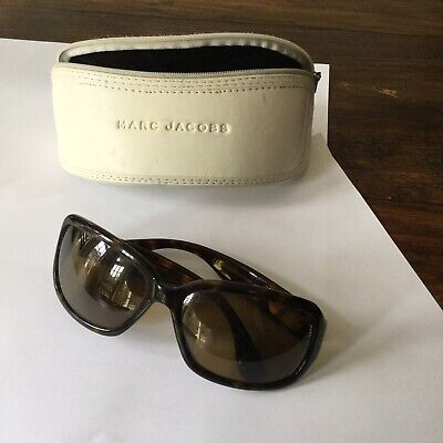 Marc Jacobs Women's Sunglasses With Tortoise Frames
