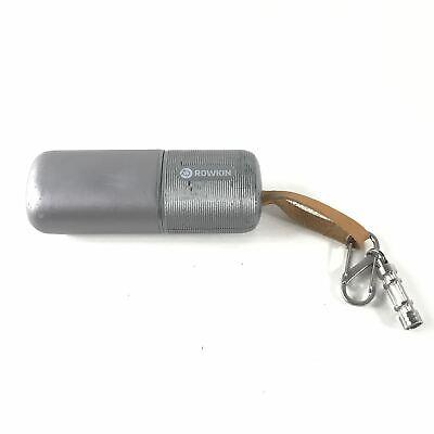 ROWKIN Ascent Bluetooth True Wireless In-Ear Headphones Earbuds Gray READ