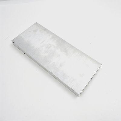1.125 Thick 1 18 Aluminum 6061 Plate 6.375 X 14.0625 Long Sku 175310