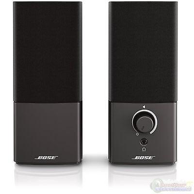 Bose Companion 2 Series III Multimedia Speaker System - NEW